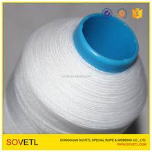 Excellent chemical resistant PTFE sewing thread