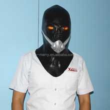 X-MERRY Halloween Custom Mask Oxygen Mask 100% Latex Construction Quality Street Price