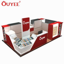 new arrival shopping mall mobile phone kiosk for manicure
