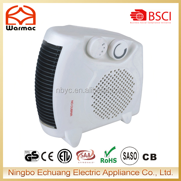 2015 New Design 1000W/2000W Healthy Electric Room Heaters