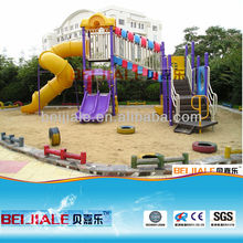 cheap plastic special needs playground equipment PP029