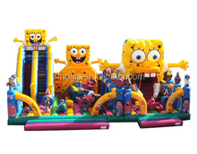 Fun City Inflatable Supplier, Amusement Park/Entertainment/Inflatable Playground