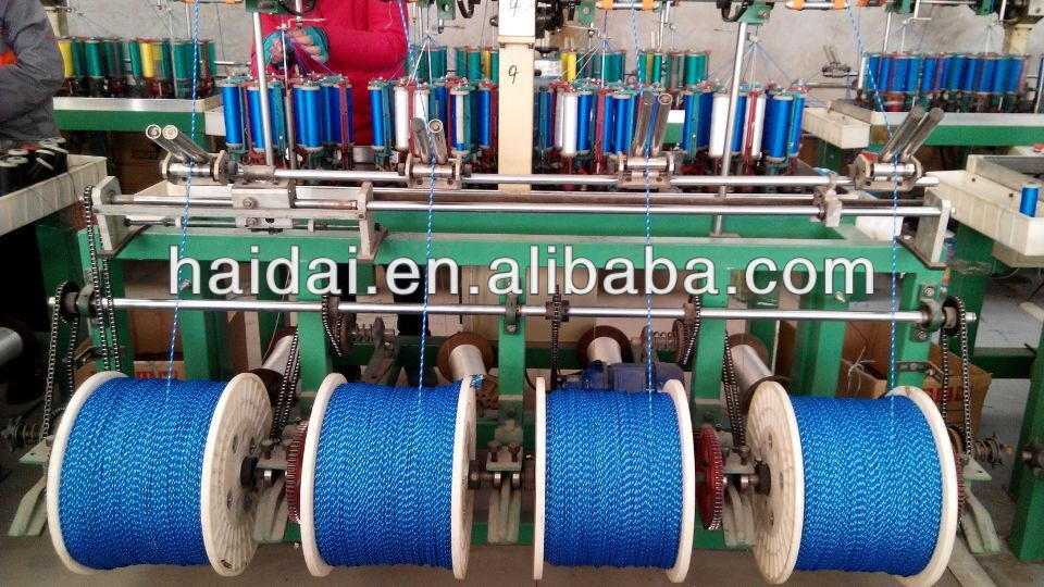 Polyester braided rop for sale