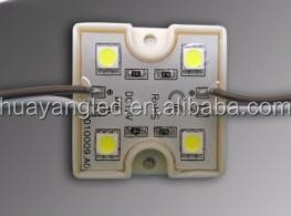 electronics products wholesale China IP67 4 leds smd 5050 LED Modules epistar/san an LED Chip good quality