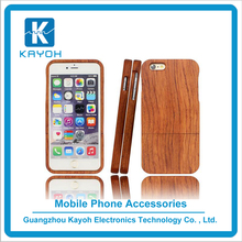 [kayoh] Excellent wood Case for Apple iPhone6 bamboo cover