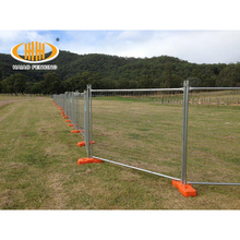 Temporary fencing solutions for all types of construction and events housing sites