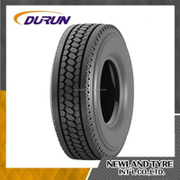 DURUN Big Truck Tires for Sale 285/75R24.5 11R22.5 YTH6