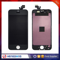 Wholesale touch screen digitizer replacement parts display lcd for iphone 5