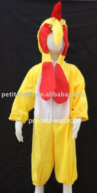 Chicken Animal Costume Unisex Child Costume MAC03