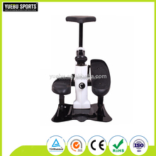 Multifunction motorized mini elliptical exercise stepper