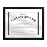 China Manufacturer Supply Certificate Frame Cheap Wood white timber Picture Photo Frames