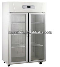 Glass Door Chiller & Freezer