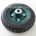 China Made 2.80/2.50-4 PU Solid Wheels 8 inch