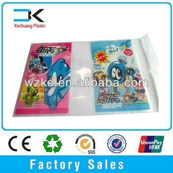 school plastic book cover with self adhesive