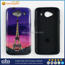 OEM Pattern Glitter Case For ZTE L2 Plus Back Cover