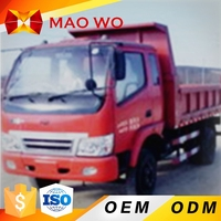 2015 Low price China used Dongfeng 4x2 5 ton light truck for sale