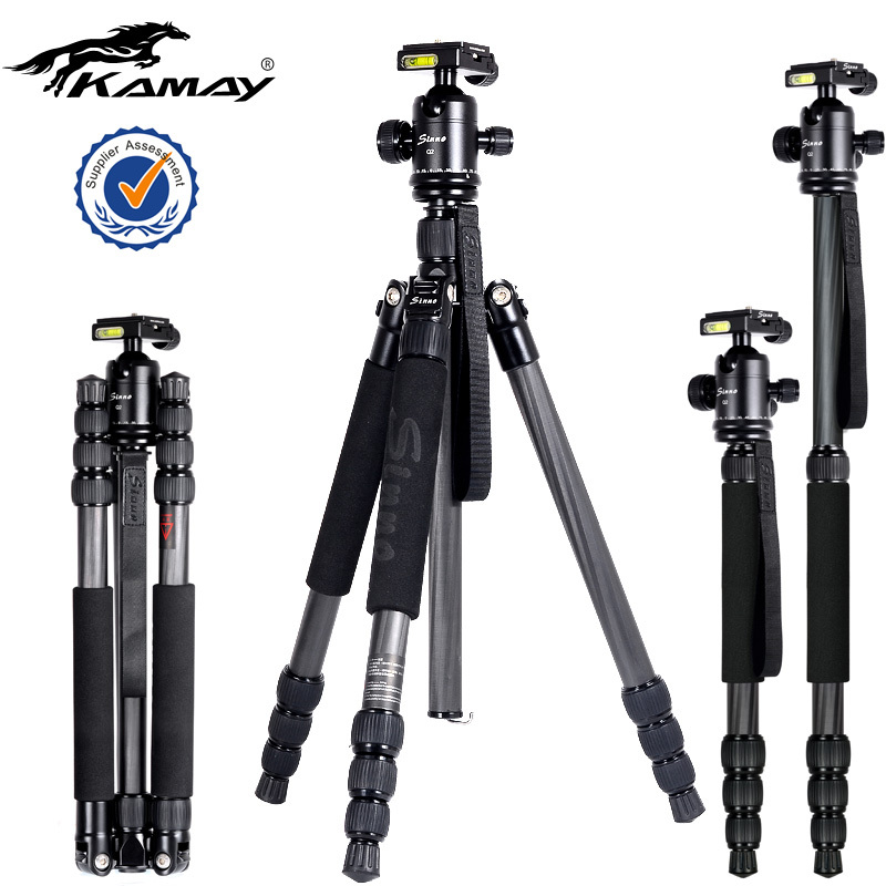 Best choice travel must carry the outdoor professional camera tripod