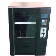 Hot Sale Custom fabrication small automatic mini Vending Machine for chocolate and coffee bar