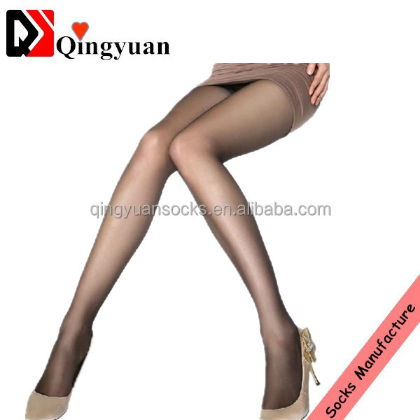 Hot Sexy Pantyhose Full Foot Women's Long Stockings