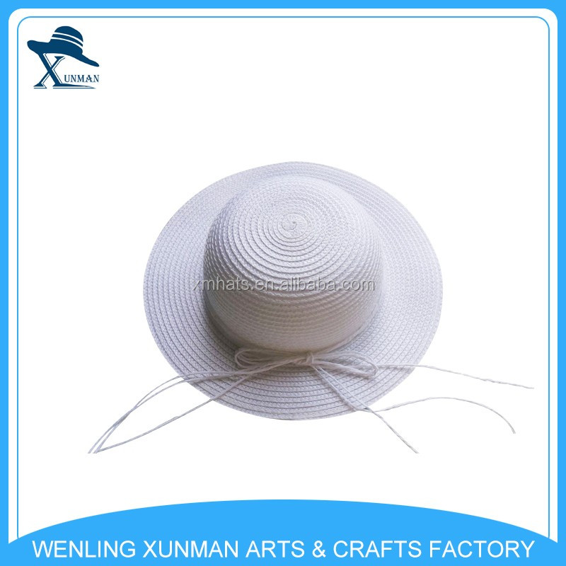 Low price Hot sale children summer baseball cap kids straw hats