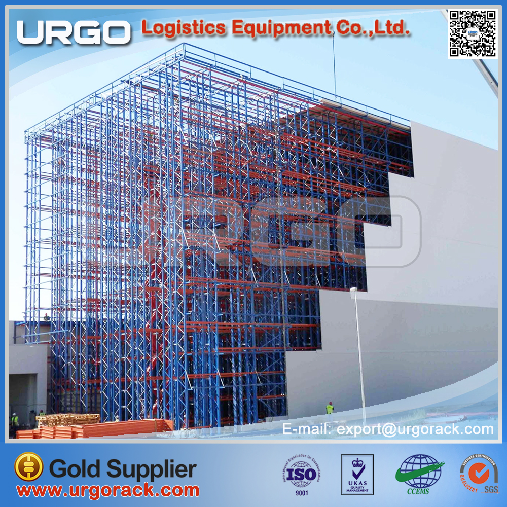01 Warehouse Storage Racking Automated Storage Retrieval System