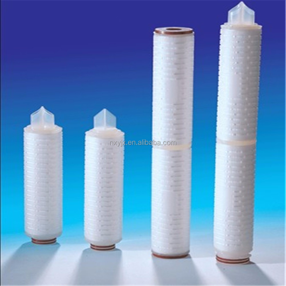 Wine Filter/pes Micro Membrane Pleated Filter Cartridge