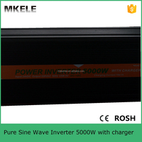 MKP5000-121B-C pure sine grid tie inverter 5kw 12v 110v inverter,5kw wind turbine inverter,electronic inverter with charger
