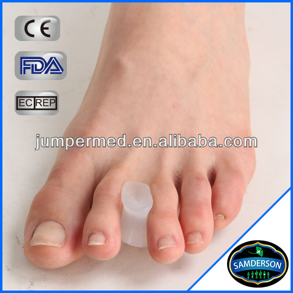 Silicone Toe Spacer