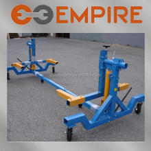 CE approved 4000 LBS. vehicle body rotisserie/ auto twirler for automobile restorations