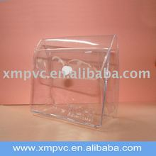 Button pvc antique cosmetic case for promotion XYL-C264