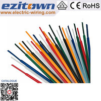 Low voltage heat shrink tubes for fishing rod