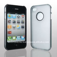 Christmas Models!! luxury two colors hard cover combo case for Apple Iphone 4