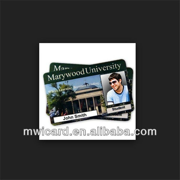Customized Student ID Cards for School