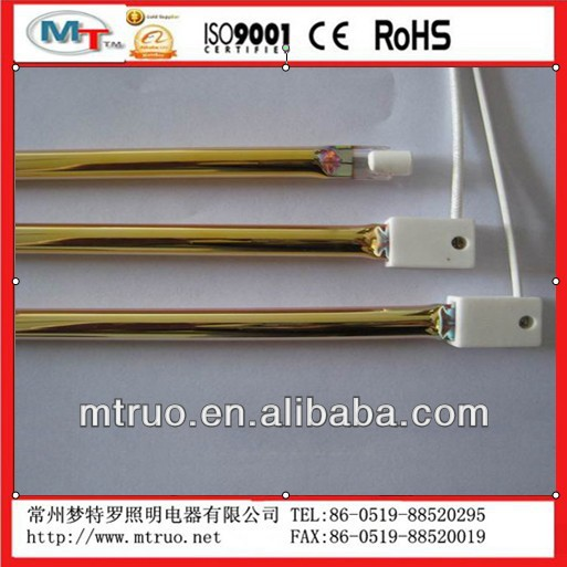MT-26 Infrared gold-coated heating element in warm heater