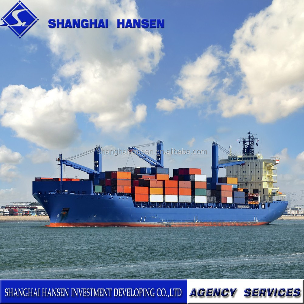 Reliable freight forwarder shipping agent from China