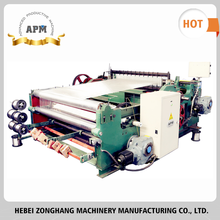 China Leader Woven Galvanized Grassland Fence Machine for Hot Gas Filteration