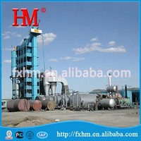 stationary Asphalt Mixing Plant HMAP-ST2000, 160t/Cold Mix Asphalt