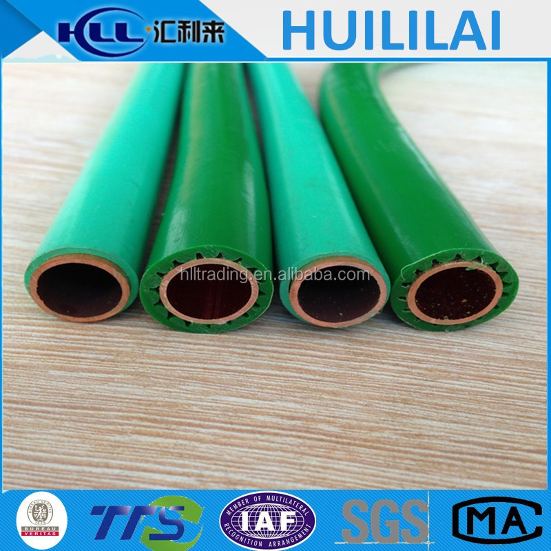 Huililai straight heat exchanger copper tubes with plastic cover