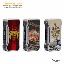 Hot selling Dagger 80w box mod for indonesia