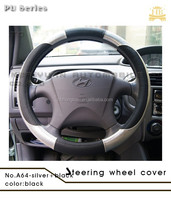 GZ steering wheel cover in pu material