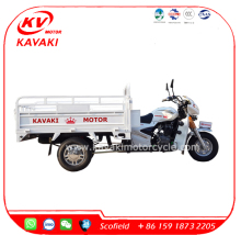 Chinese three wheels motorcycle CKD 200cc cargo tricycle