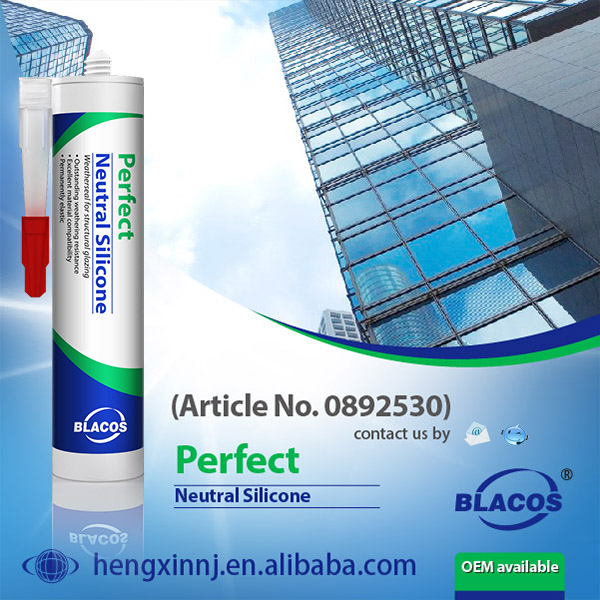 Broad Adhesivon Top Quality Construction Companies Silicone Sealant
