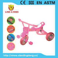 Small cheap Baby tricycle new design with cartoon face design Children tricycle Kid's tricycle simple model new style