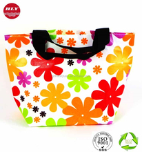 2015 Hot selling Eco Friendly Fashion Handled non-woven shopping bag