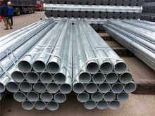 China manufacturer galvanized steel pipe / steel pipe / steel
