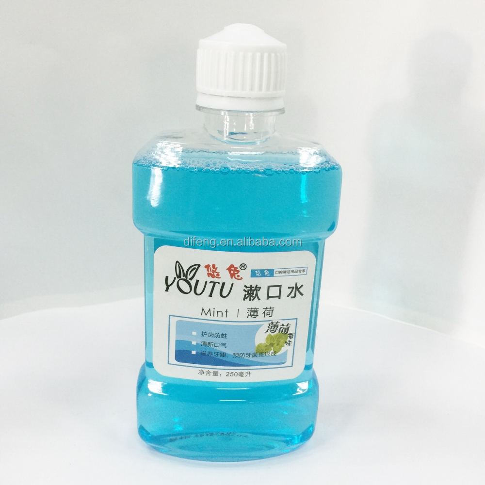 250ml sensitive teeth mouthwash