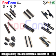 China Factory Connector Supllier Gold Planting Pin Header