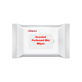 Factory Made Cheap Professional Manufacture Scented Perfumed Wet Wipes