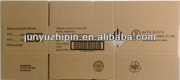 Dangerous Goods Packaging Box/UN box
