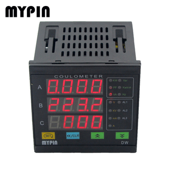 AC Single Phase Power Meter(DW9-NAV600AA5)